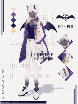 ADOPTABLE PLD AUCTION (CLOSED)