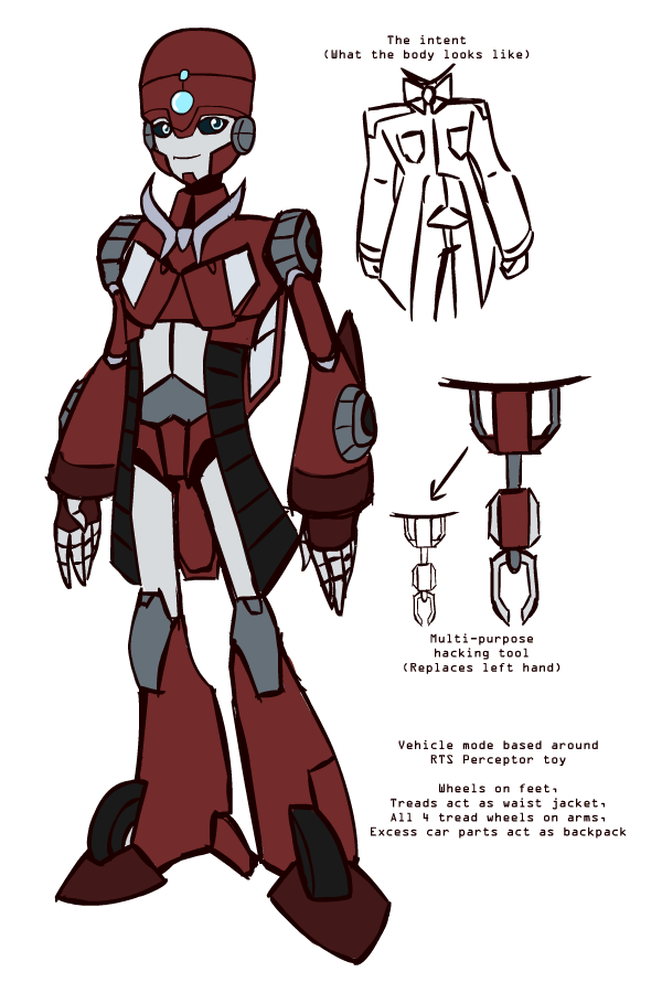 Transformers Prime - Perceptor Transformers Prime Perceptor