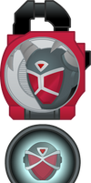 KR Gaim - LR Lockseed: Conja