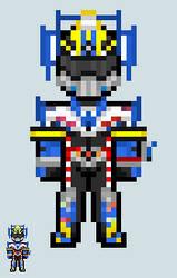Chibi Rider sprite - Drive (Type Formula) by Malunis