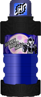 KR Build - Haku Fullbottle by Malunis