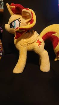 Princess Sunset Shimmer plush