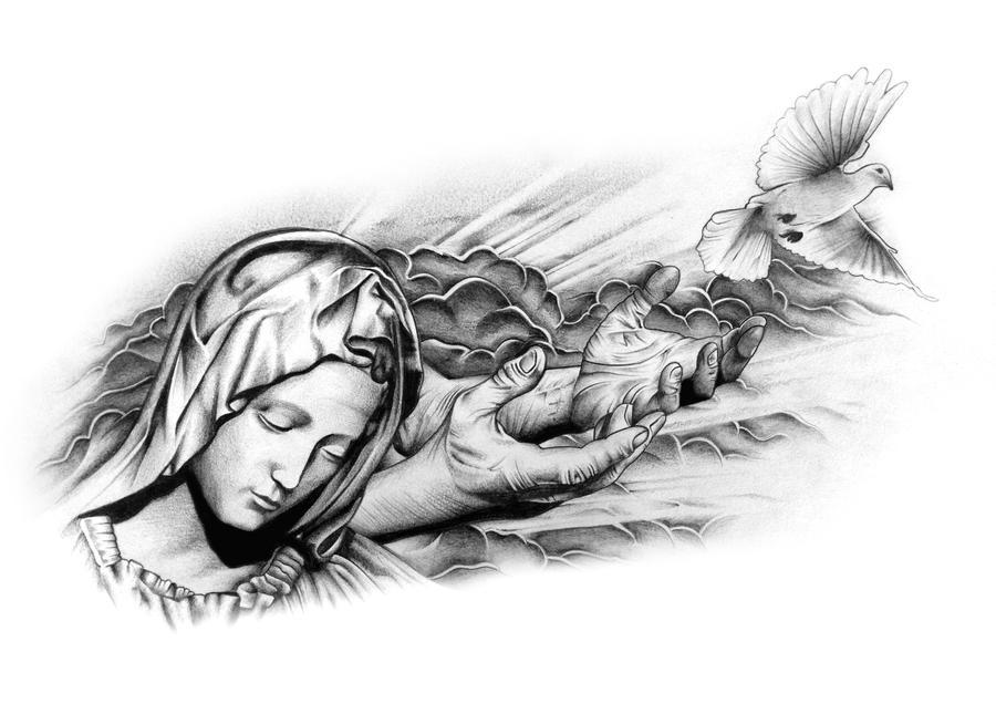 100 Dollar Money Tattoo Stencil