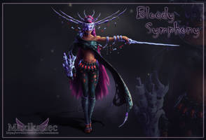 Adopt auction (CLOSED) - Bloody Symphony
