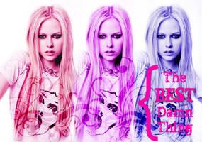 Avril Lavigne by surrender---x3