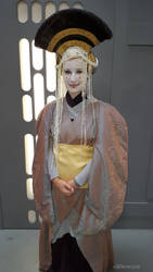 Queen Amidala by BookwormElV