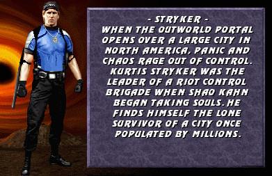Stryker Mortal Kombat 2011 '9' by PauloDbZ