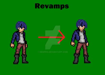 OC Revamp by DenPro