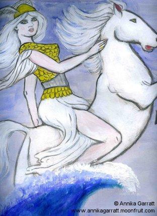 Freyja by artisann