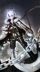 White Forlorn Reaper by Rinnemi