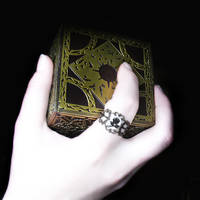 Lament Rose Ring by LadyStarrlight
