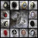 Locket - Poison Rings