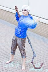 Jack Frost Cosplay - RotG Dreamworks 07