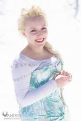 Elsa - Glassarrow Cosplay