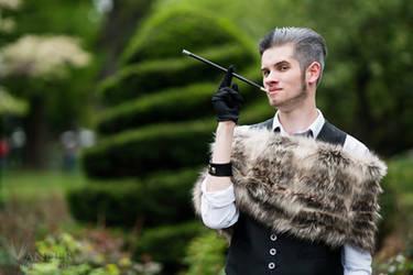 Unknown Cosplayer -  Genderbend Cruella De Vill