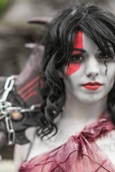 Kratos - Red Dahlia Cosplay