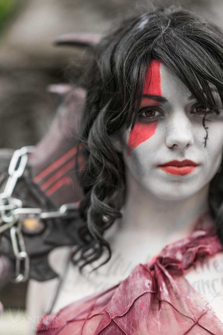 Kratos - Red Dahlia Cosplay by VanderPhotography