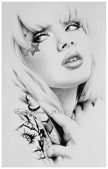 sparkleby Art ByEmilyBrown
