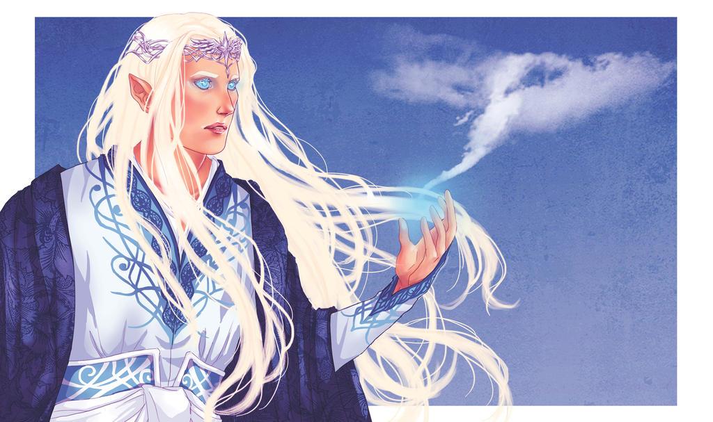 Silmarillion+ Manwe by Leyla-Lovely