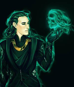 Thor+Loki the Sorcerer
