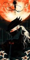 Moon Presence by Leyla-Lovely