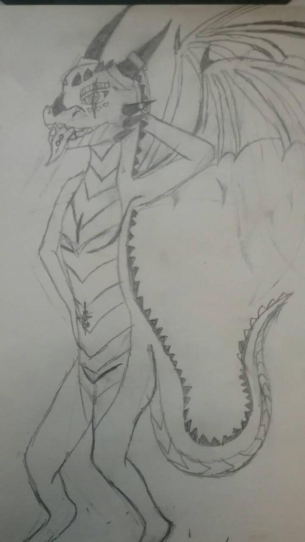 draconian boi by FennexShark
