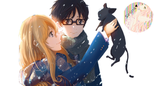 Render-Arima and Kaori(4)