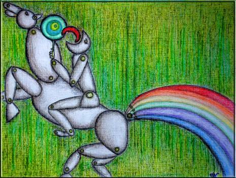 Equine lollipop