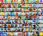 Super Smash Bros Ultimate Roster