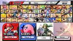 Super Smash Bros For Wii U/3DS Roster Prediction