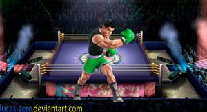 Super Smash Bros 4 Punch-Out Wallpaper