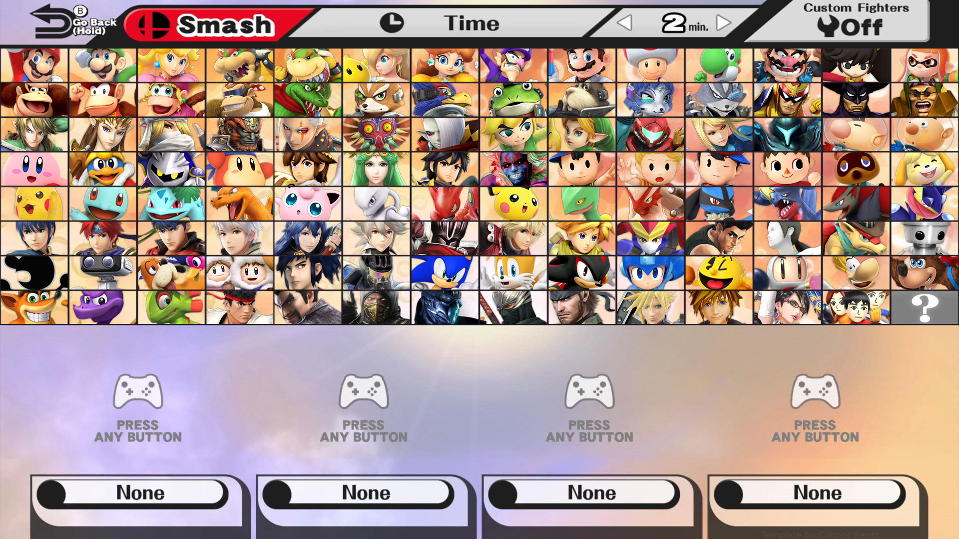 Super smash bros brawl online seeking dating 7