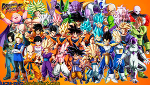 Dragon Ball Fighter Z Wallpaper by Lucas-Zero