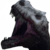 T. rex icon