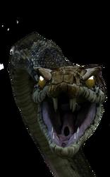 Mega Python by DragonoSaurus-Rex