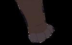 Simba paw