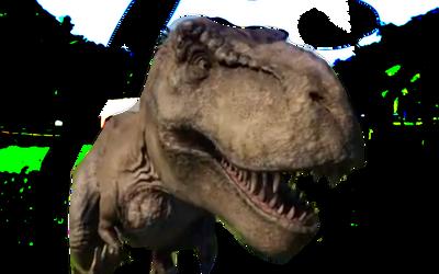 T. rex  by StrangeAddict