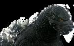 Godzilla  by DragonesSaurusRex