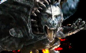 Dragon fight