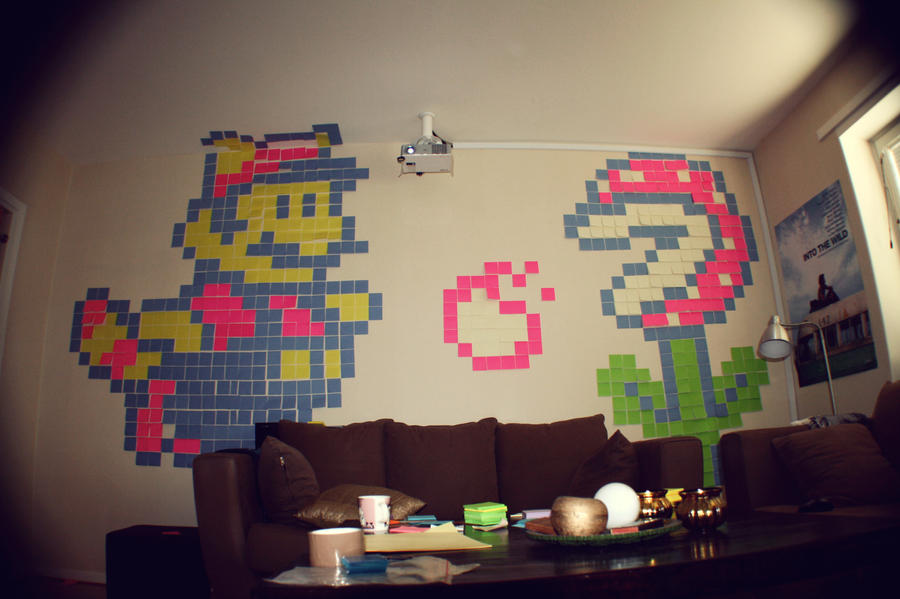 Super_Mario_Post_it_Wall_by_kandiloros.j
