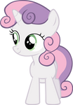 Sweetie Belle Vector #1