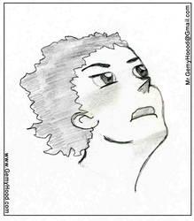 My 1st Manga Face by GEMYHOoOD
