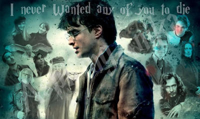Harry Potter - Never die