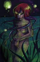 mermaid by lizgigg