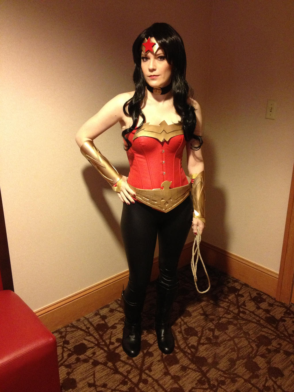 Wonder Woman by KeeseyCosplay