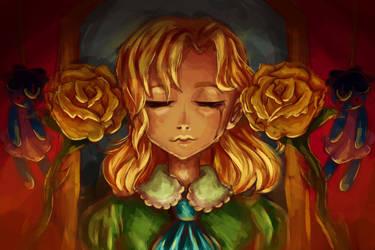 Mary, Ib: My World by ohmydaisies