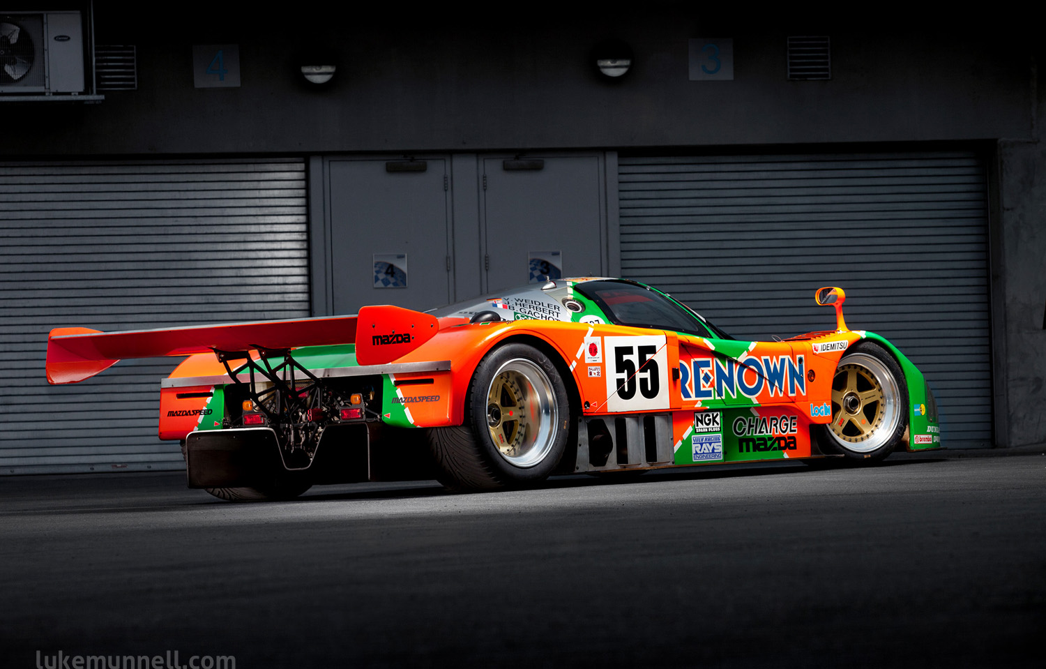 55 mazda 787b rear mazda raceway laguna seca by lukemunnell on deviantart. Black Bedroom Furniture Sets. Home Design Ideas