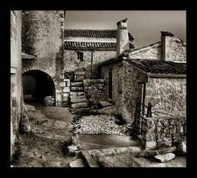Old Village by AstralWind