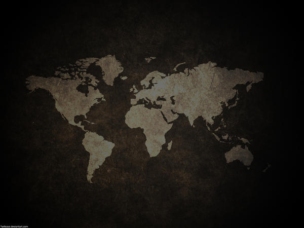 map wallpaper. Global Map Wallpaper by