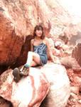 Desert Traveler by solarasolstice